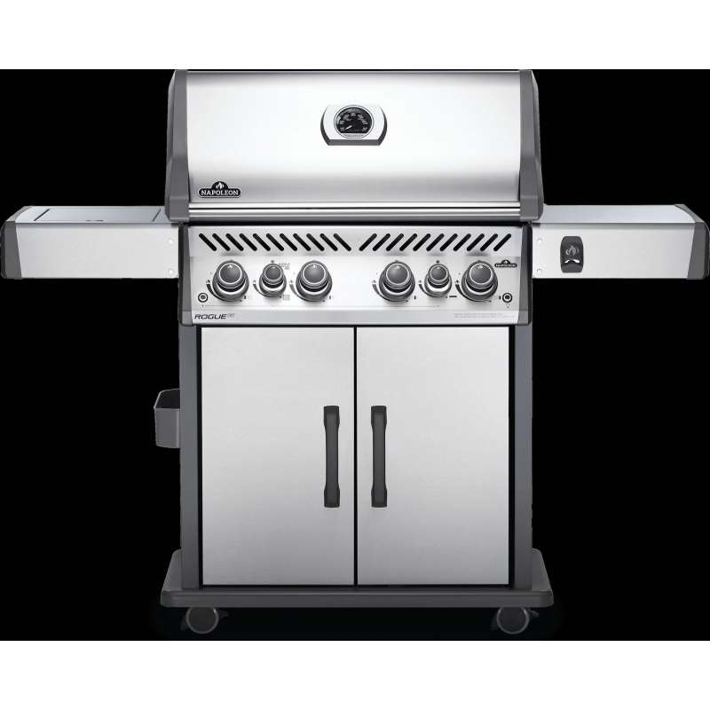 Napoleon Rogue SE 525 Edelstahl Gasgrill 26,1 kW 6 Brenner inkl. SIZZLE ZONE RSE525RSIBPSS-1