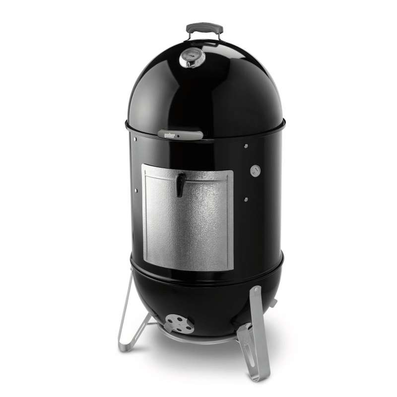Weber Smokey Mountain Cooker Smoker Ø 57 cm Black