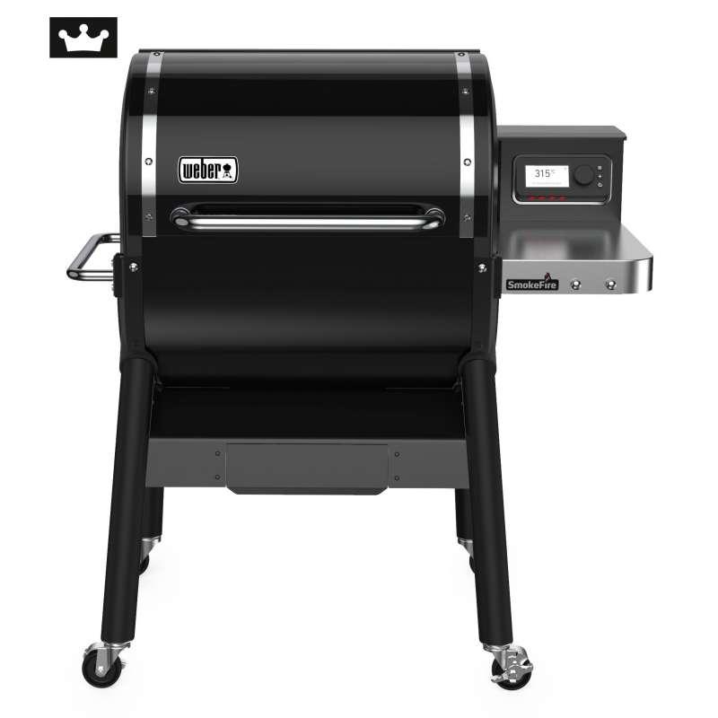 Weber SmokeFire EX4 GBS Holzpelletgrill Black 2020