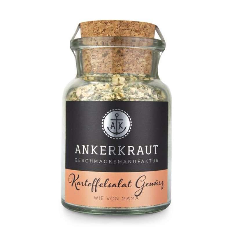 Ankerkraut Kartoffelsalat Gewürz Gewürzzubereitung Gewürzmischung im Korkenglas 55 g