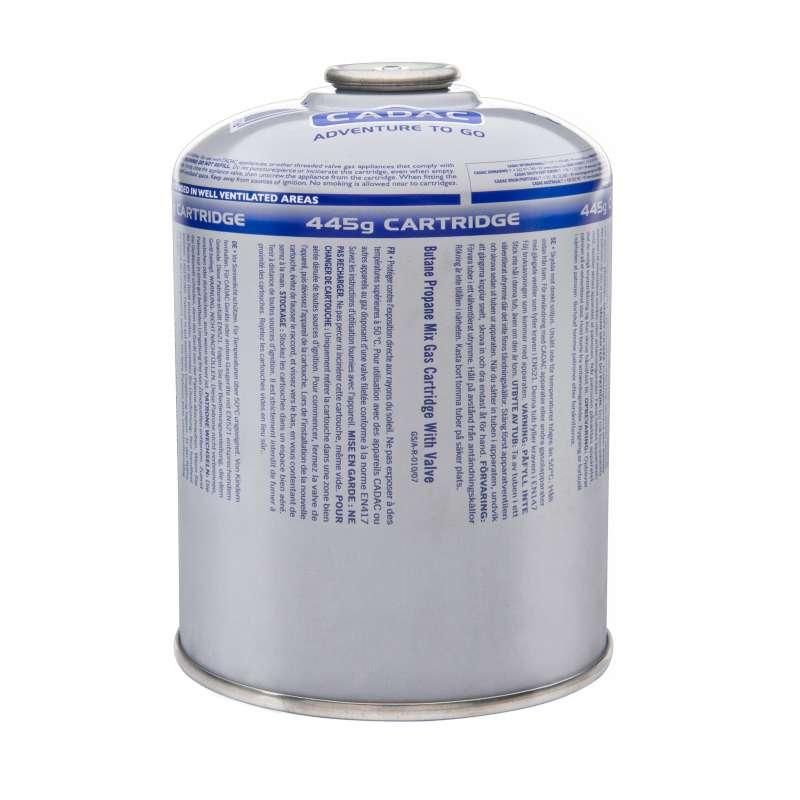 Cadac Gascartridge Gaskartusche Butan/Propan 445g EN417 CA445-N