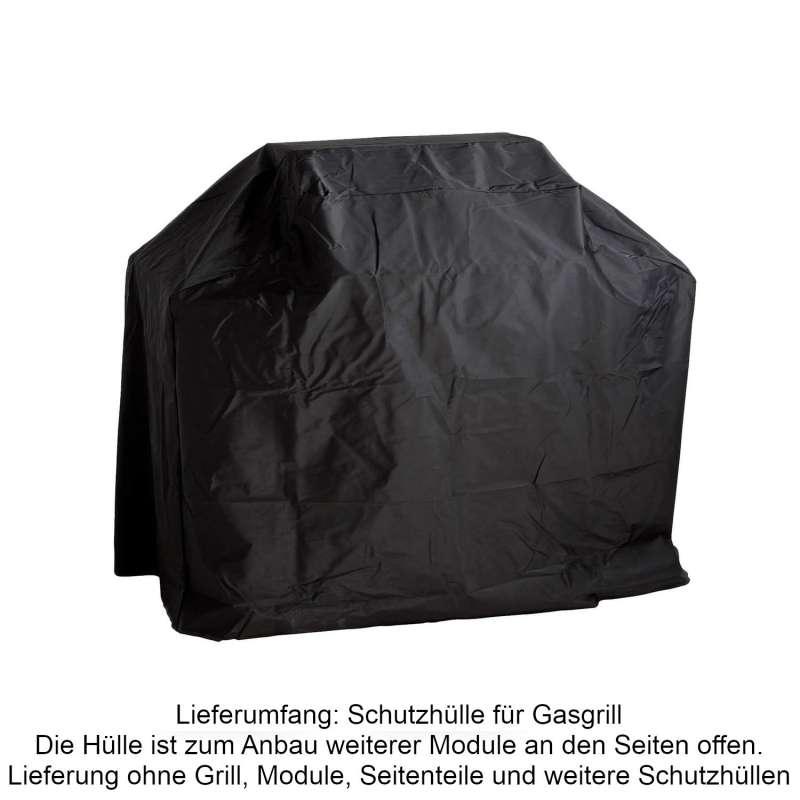 Allgrill 77810 modulare Abdeckhaube Schutzhülle für Gasgrill Outdoorküche