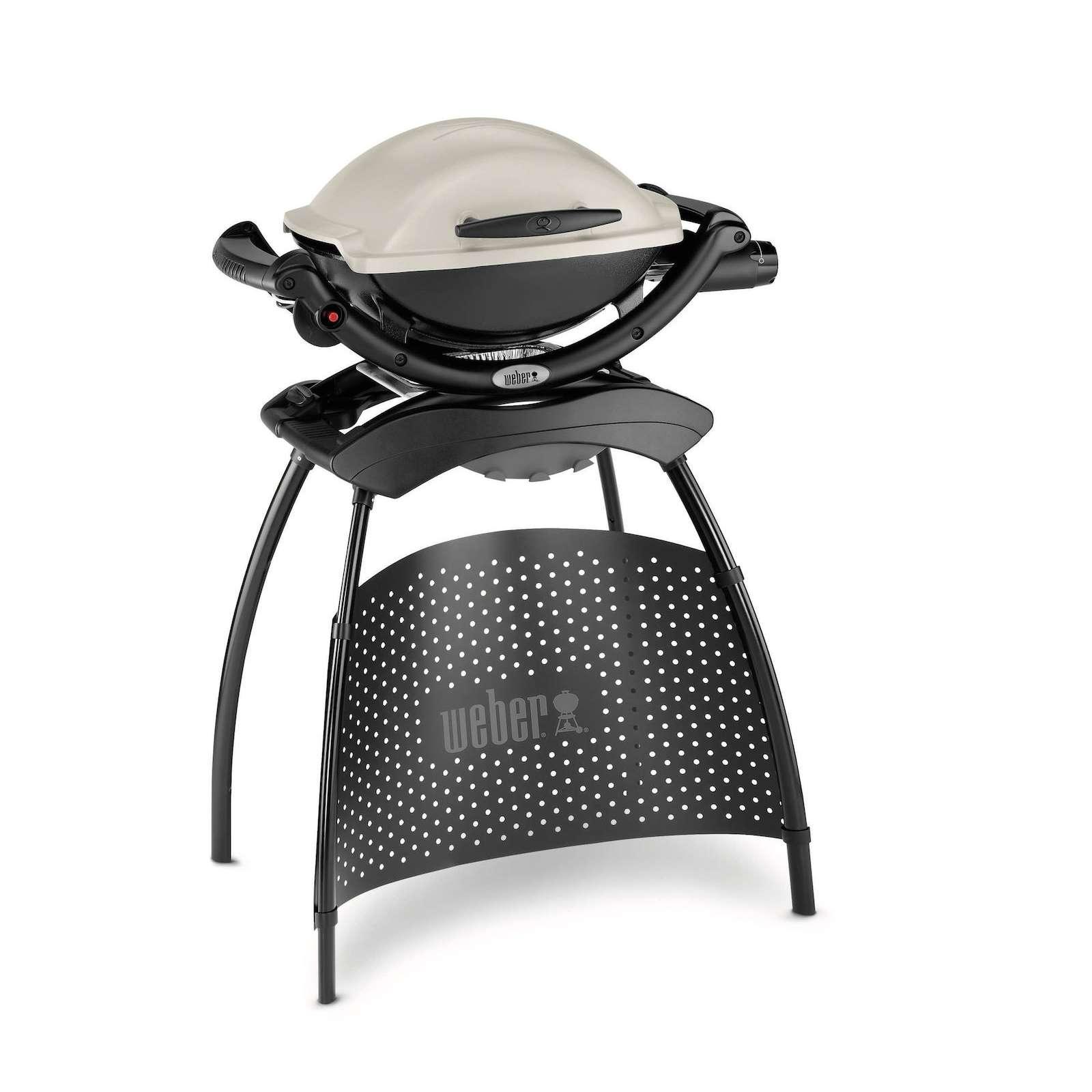 weber gasgrill q 1000 stand titan ohne seitentische grillwelt24. Black Bedroom Furniture Sets. Home Design Ideas