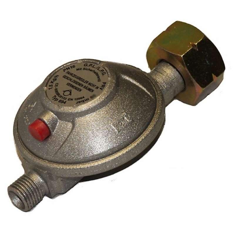 Napoleon Druckminderer Gasdruckminderer für Gasgrills 50 mbar N530-9999
