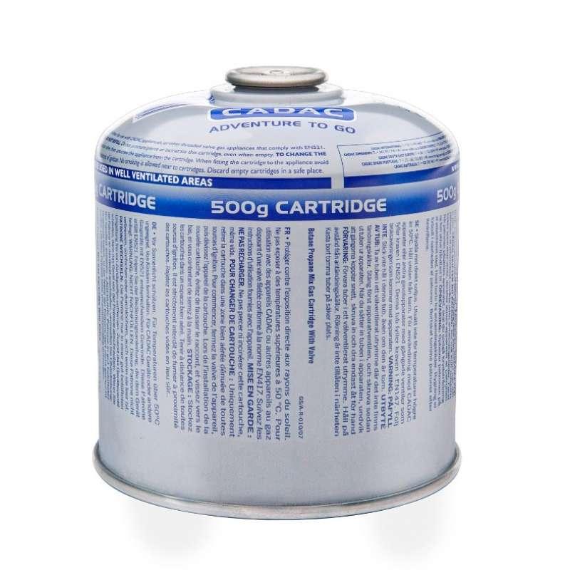 Cadac Gascartridge Gaskartusche Butan/Propan 500g EN417 CA500-N