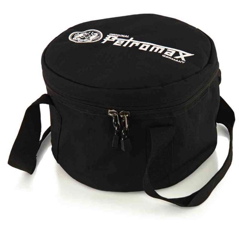 Petromax Feuertopf Tasche Dutch Oven ft6 und ft 9 Nylon schwarz 40x24x40 cm