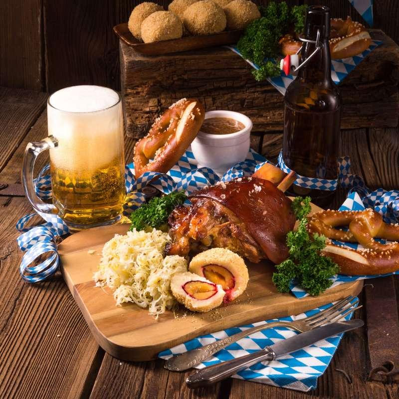 25.09.2020 Oktoberfest Grillkurs bayerische Spezialitäten - 4 h - Freitag -