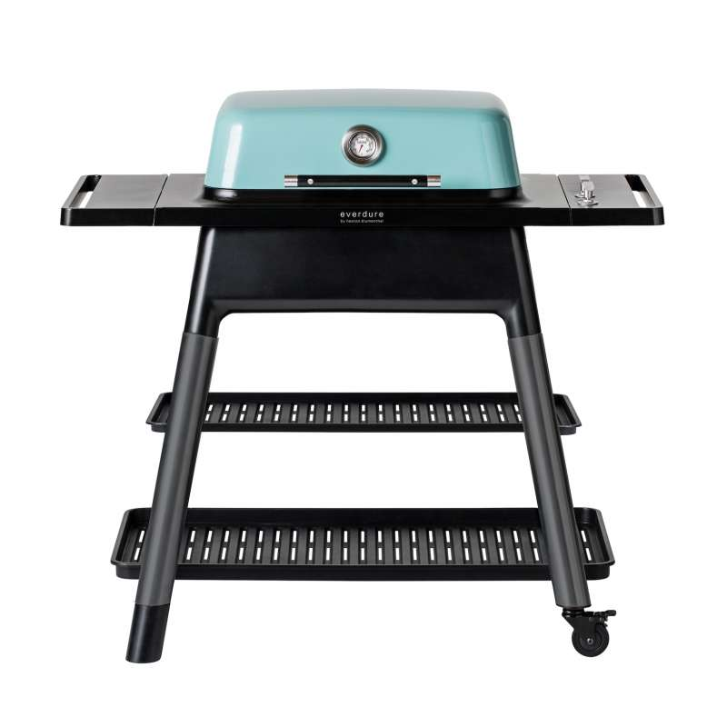 Everdure Gasgrill Force 2-Brenner Grill Farbe Mint HBG2MDE