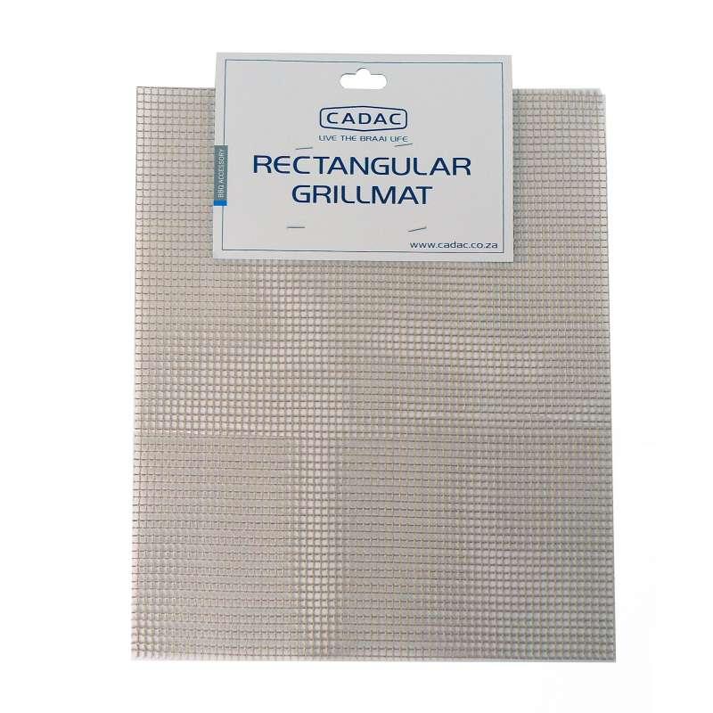 Cadac Grillmattte 33 x 40 cm Unterlage für emaillierte verchromte Oberflächen 2015012