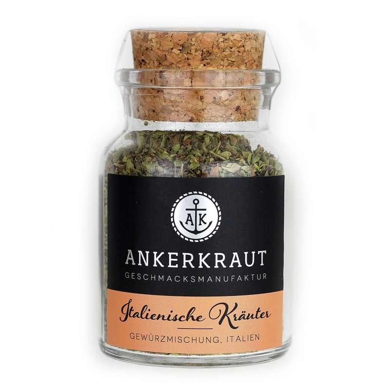Ankerkraut Italienische Kräuter Gewürzmischung im Korkenglas 20 g Salatgewürz