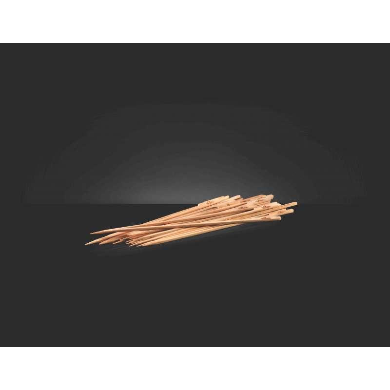 Napoleon Holz-Spieße aus Bambus 33,5 cm lang 30 Stück 70115