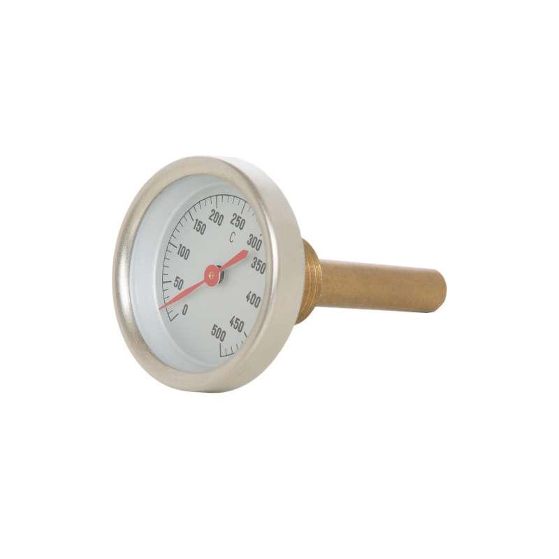 Schneider Backofen-Thermometer 0-500°C für Holzbackofen Woody Backes