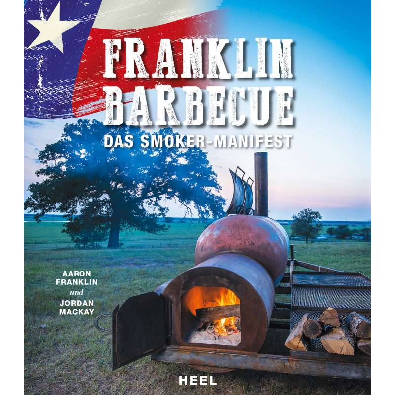 Rumo Barbeque Franklin Barbecue das Smoker-Manifest