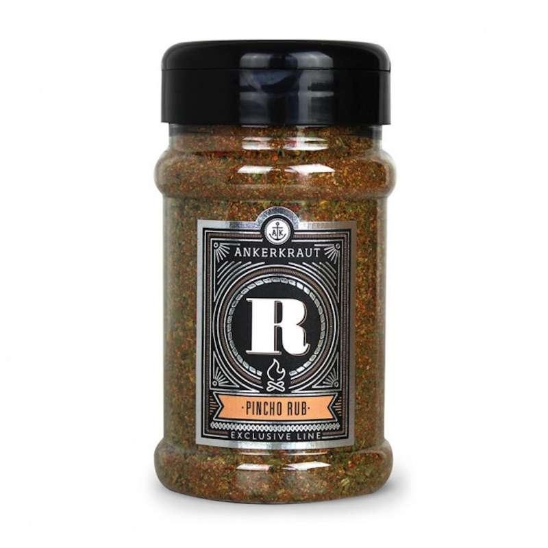 Ankerkraut Pincho Rub BBQ Gewürzmischung im Streuer 120 g Gewürz