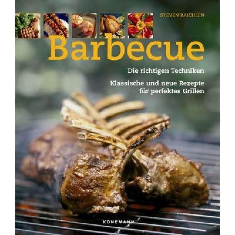 Rumo Barbeque Barbecue Das ultimative Grillbuch JS 8000