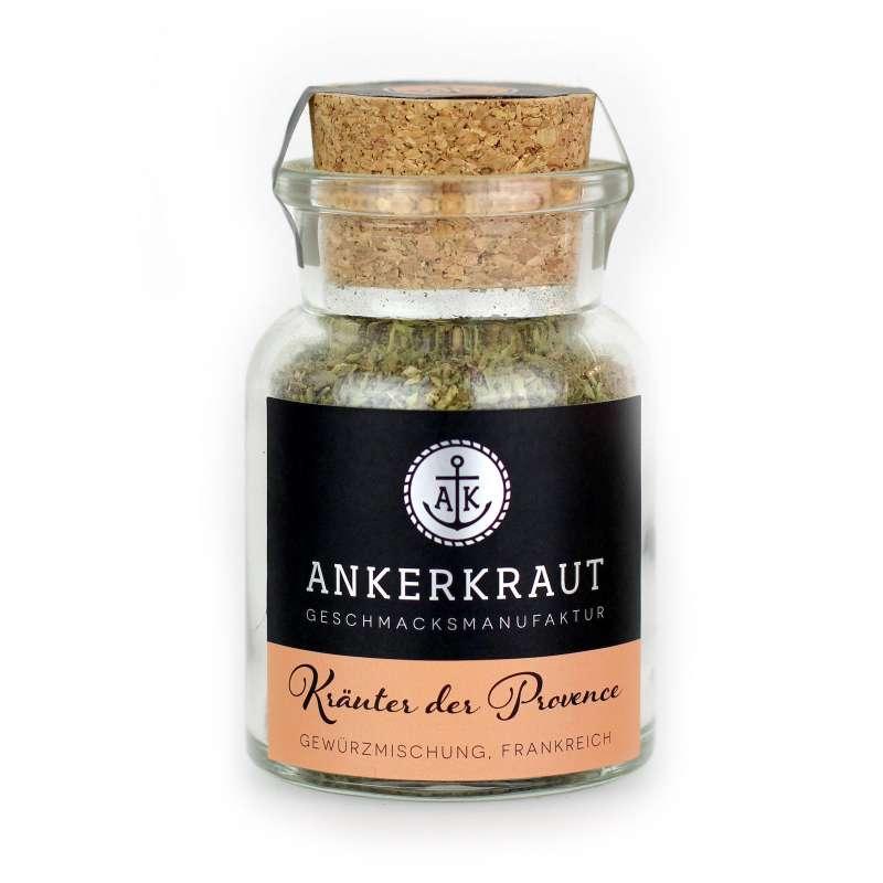 Ankerkraut Kräuter der Provence Gewürzmischung Korkenglas 30g Universalgewürz