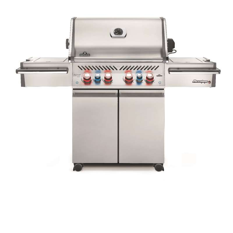 Napoleon Prestige PRO 500 Gasgrill 25,7 kW 6 Brenner PRO500RSIBPSS-2 inkl. Sizzlezone