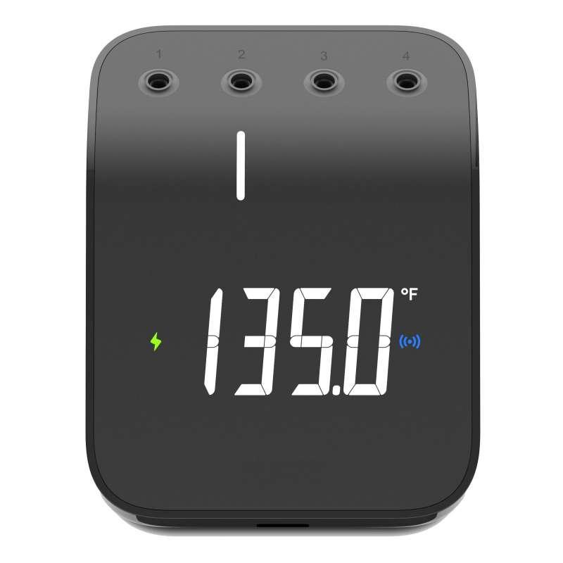 Weber Connect Smart Grilling Hub Digitaler Grillassistent für Smartphones