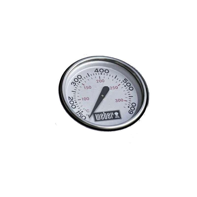 Weber Deckelthermometer für Holzkohlegrills alle Modelle ab 2010 und Spirit