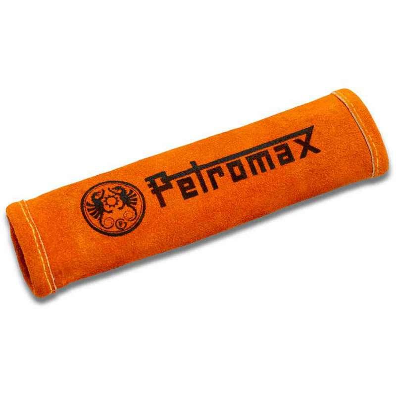 Petromax Griffhülle für Feuerpfannen Aramid feuer- und hitzebeständig rot-orange