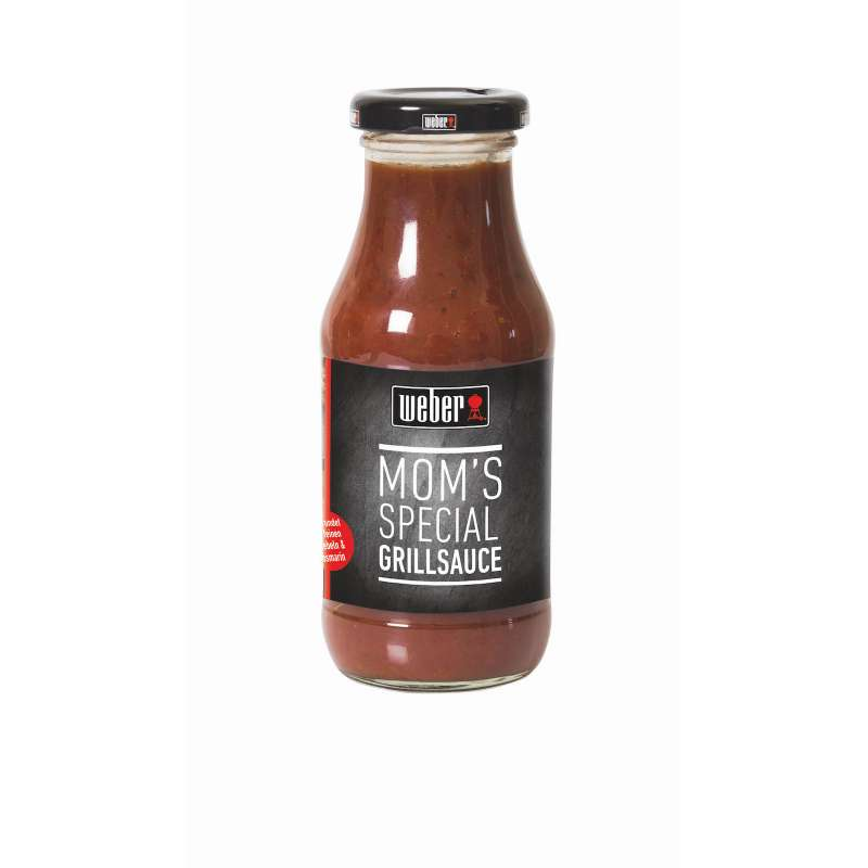 Webers Original Grill-Sauce Moms Special 240 ml