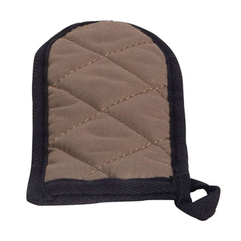 Gusseisenkuss® 1 Stück Hitzeschutz Griffschutz für Gusseisengeschirr mit Stiel klein 10x5 cm