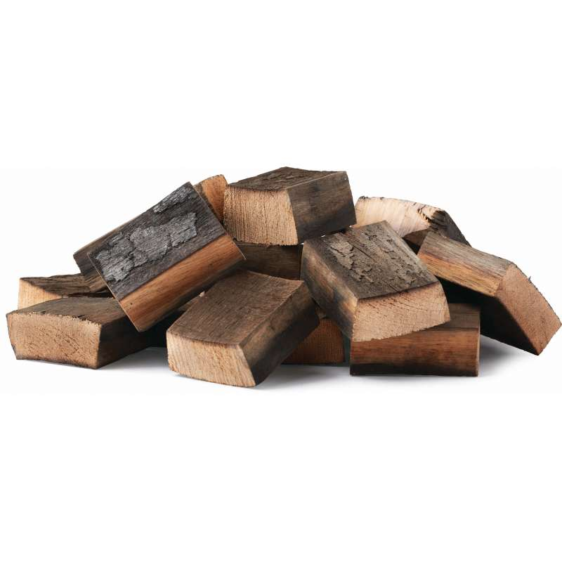 Napoleon Holz-Räucherchunks Brandy-Eiche Woodchunks 1,5 kg 67025