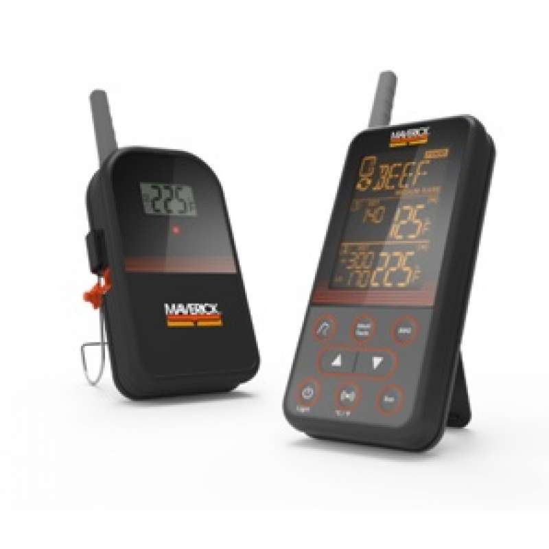 Maverick XR-40 Wireless Remote BBQ & Smoker Thermometer Grillthermometer JS-33638B