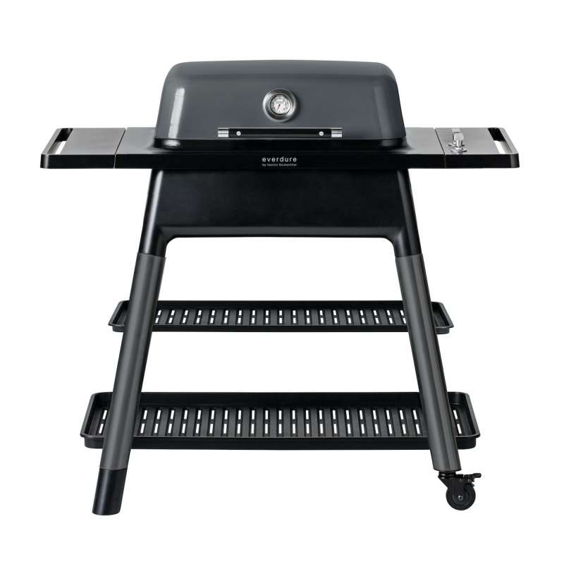 Everdure Gasgrill Force 2-Brenner Grill Farbe Graphit HBG2GDE