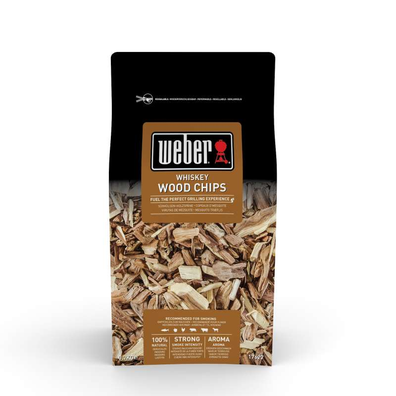 Weber Räucherchips Whiskey 700 g