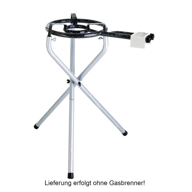 Paella World Grilent X-Dreibeinfuß für Paella-Gasbrenner Ø 30-35 cm
