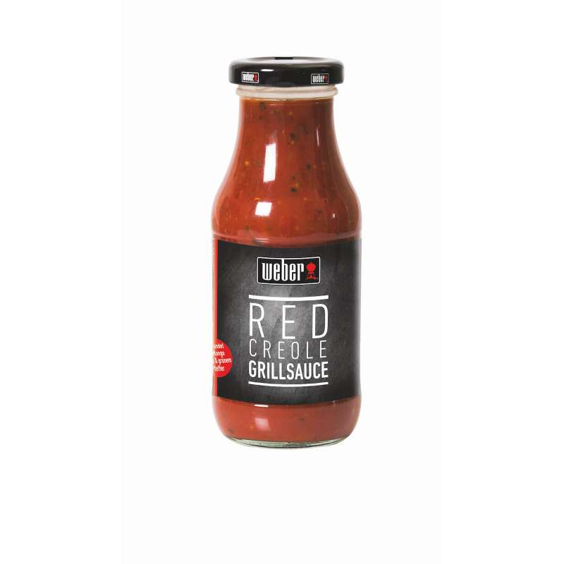 Webers Original Grill-Sauce Red Creole 240 ml