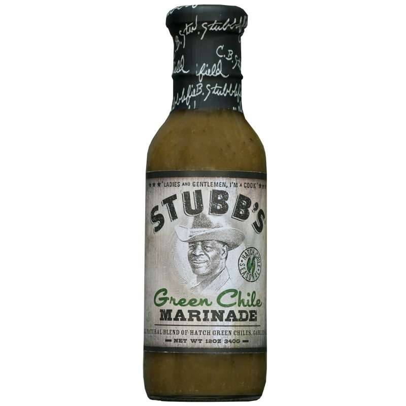 Rumo Barbeque Stubbs Green Chile Marinade 330 ml ST-231