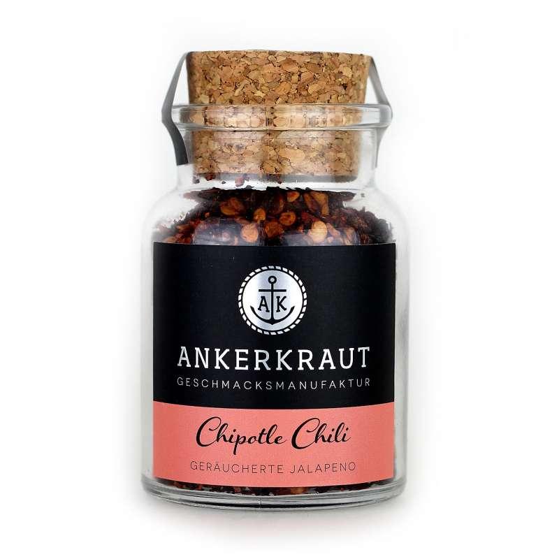 Ankerkraut Chipotle Chili Gewürzmischung im Korkenglas 55 g