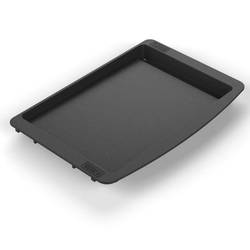 Weber Grillplatte Plancha für Genesis II 400-Serie und 600-Serie
