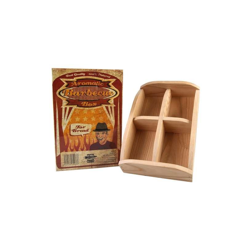 Axtschlag Aromatic Box Brotgarschale Garschale 300 x 200 x 80 mm 100G06M0000V