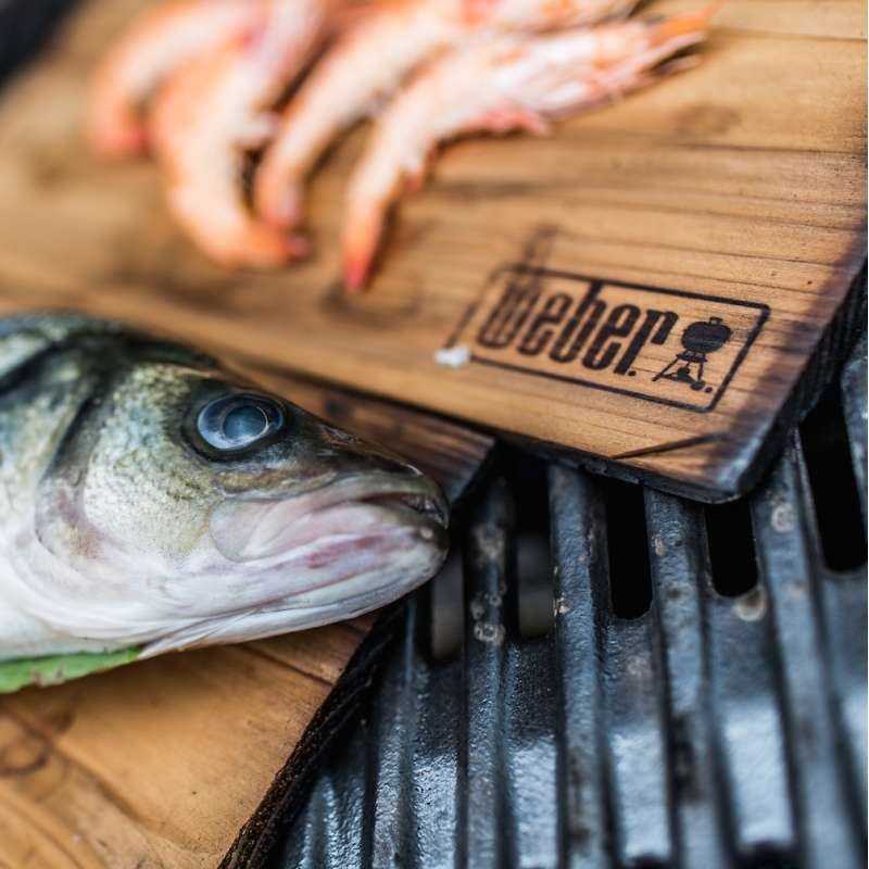 22.07.2021 Grillkurs Fisch Spezial - Fjord-Lachs trifft Dorade und Black Tiger - Donnerstag -