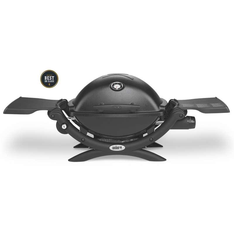 Weber Gasgrill Q 1200 Black