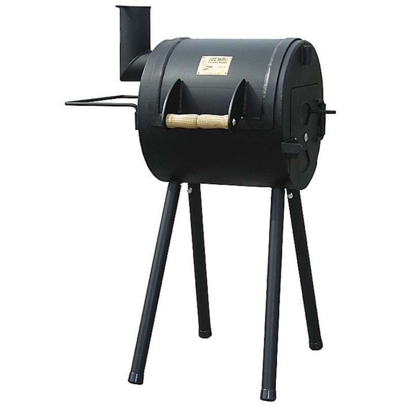 Rumo Barbeque JOEs Little Joe Barbeque Smoker Holzkohlegrill JS-33655