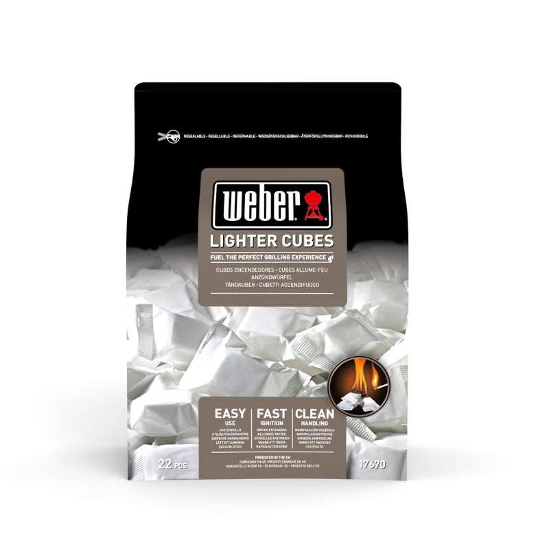 Weber Anzündwürfel 22 Stück