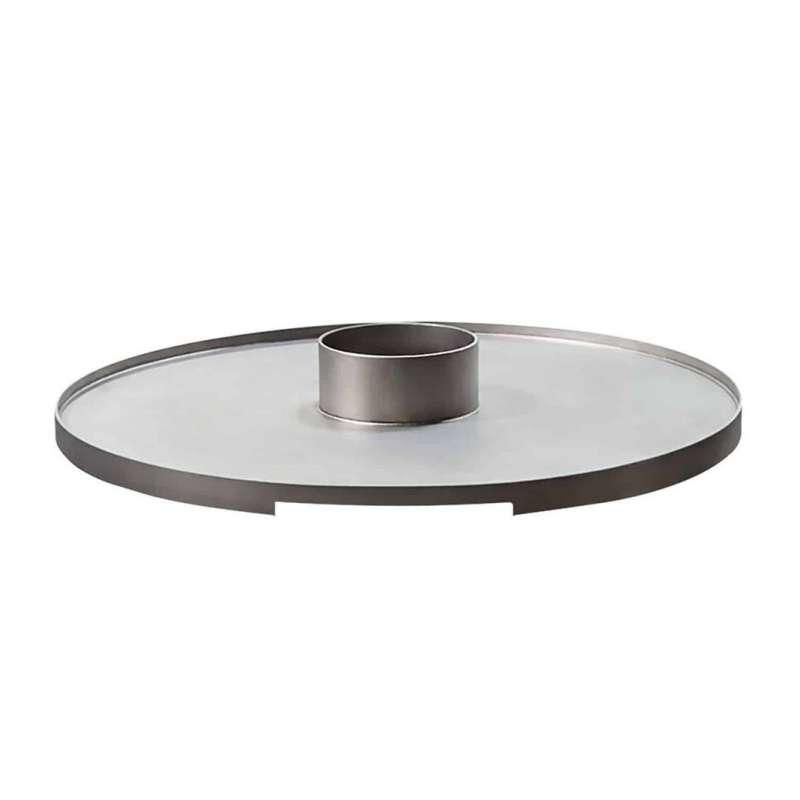 Monolith Classic Feuerplatte Plancha Grillplatte für Monolith Classic Keramikgrill 207020-C