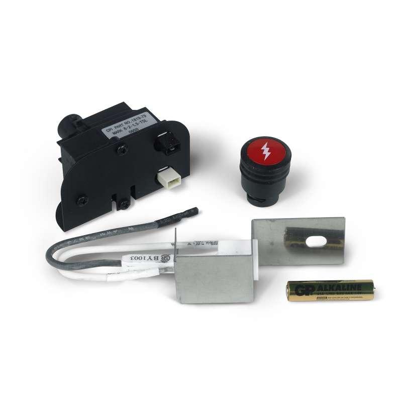 Weber elektrisches Zünderkit für Gasgrills der Q 1200 und Q 2200 Serie