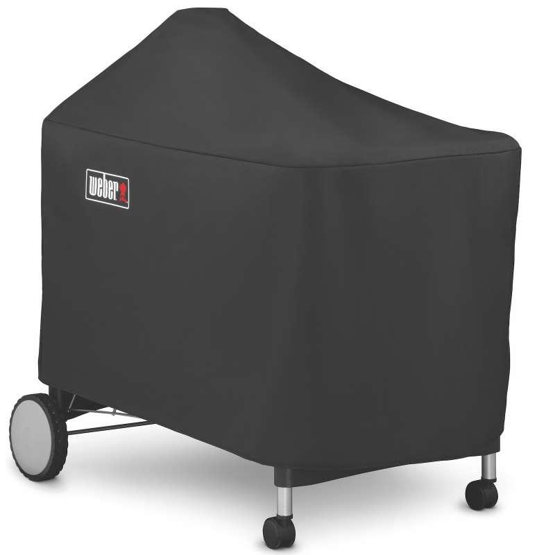 Weber Premium Abdeckhaube für Performer GBS, Premium und Deluxe 57 cm