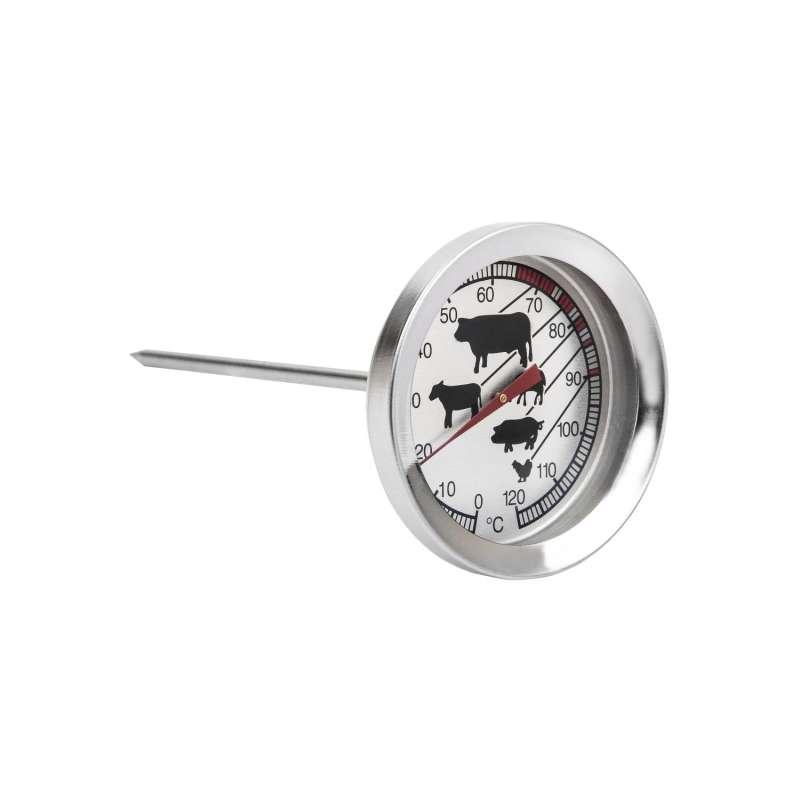 Schneider Bratenkern-Thermometer aus Edelstahl Fleischthermometer Grillthermometer