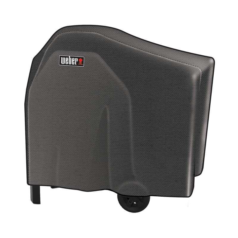 Weber Premium Abdeckhaube für Elektrogrill Pulse 2000 mit Rollwagen