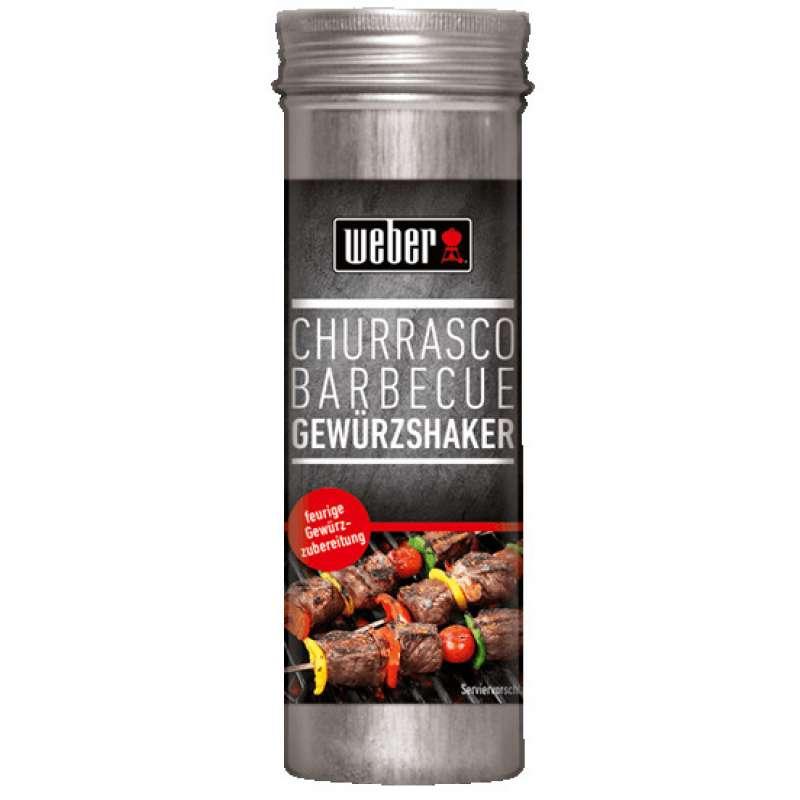 Weber Churrasco Barbecue Gewürzshaker 90 g