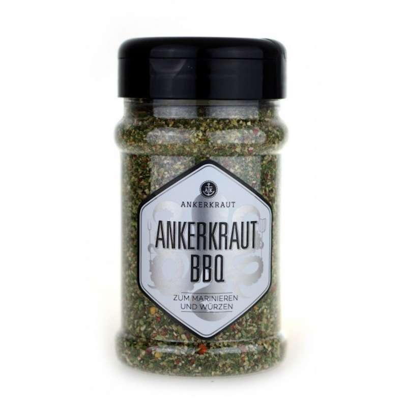 Ankerkraut BBQ Rub Gewürzmischung im Streuer 150 g Gewürz Marinade