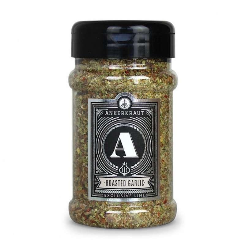 Ankerkraut Roasted Garlic BBQ Gewürzmischung im Streuer 225 g Gewürz