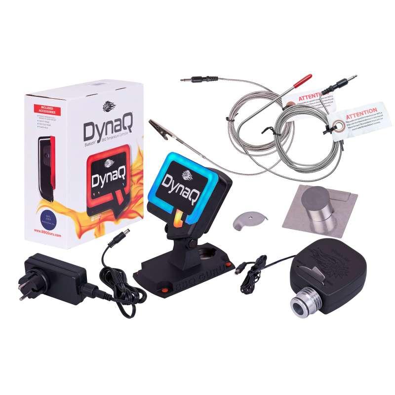 Monolith DynaQ BBQ Guru Bluetooth Controller Set für Classic und LeCHEF inkl. Lüfter und Adapter