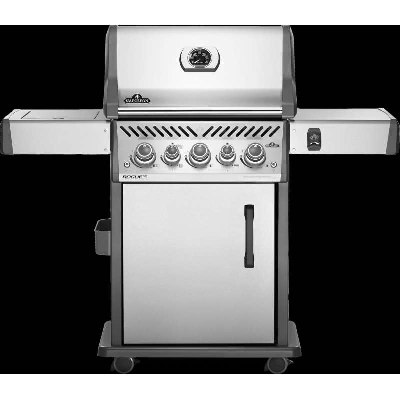 Napoleon Rogue SE 425 Edelstahl Gasgrill 23,75 kW 5 Brenner inkl. SIZZLE ZONE RSE425RSIBPSS-1